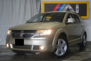 2010 Dodge Journey R/T,AWD,7Passenger,Camera,DVD,Bluetooth,Leath