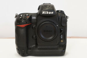 Nikon D3S pro camera, and high-quality lenses and related gear