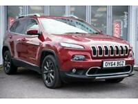 2014 Jeep Cherokee 2.0 CRD [170] Limited 5dr Auto Station Wagon Station Wagon Di