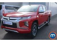 2021 Mitsubishi L200 Double Cab DI-D 150 Trojan 4WD Auto Double Cab Pick-up Dies