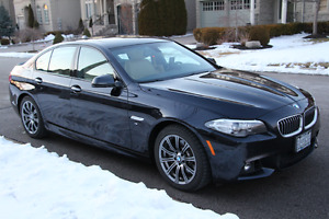 Lease Take Over, 2014 M Sport Premium package BMW 5 Series 528iX