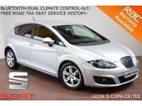 Seat Leon 1.6TDI CR ( 105ps ) 2011MY Ecomotive S Copa