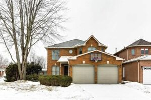4 Bed Rolling Acres, Whitby Detached for Immediate Rent