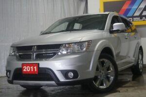 2011 Dodge Journey AWD,R/T,7 Passenger, Leather, Sunroof