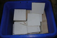 ceramic tiles (120 pieces)