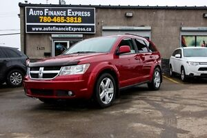 2010 Dodge Journey SXT 7PAS WE FINANCE ANYONE, 0 DOWN AVAILABLE!