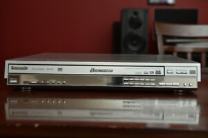 Panasonic 5 disc Dvd F87 / cdrom player