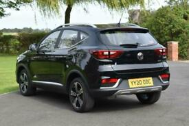 2020 MG MOTOR UK ZS 1.0T GDi Exclusive 5dr DCT HATCHBACK Petrol Automatic