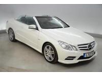 Mercedes-Benz E Class E350 CDI BlueEFFICIENCY [265] Sport 2dr Tip Auto