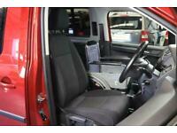 Vw Caddy Rare PETROL Auto wheelchair passenger upfront car vehicle Automatic 18