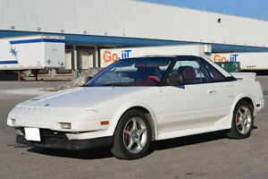 1989 Toyota MR2 Coupe (2 door)