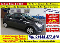 2012 - 62 - VAUXHALL CORSA 1.3DTI ECOFLEX 5 DOOR HATCHBACK (GUIDE PRICE)