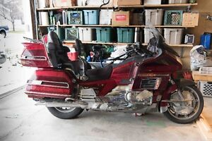 Decked out Honda Goldwing! -> Price Reduced