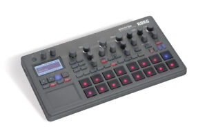 Korg Electribe 2 with sd card and power supply
