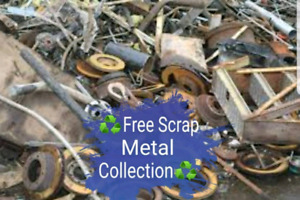 Free Scrap Metal and appliances Removal (MOST of NIAGARA REGION)