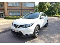 2015 Nissan Qashqai 1.5 dci N-Connecta left hand drive lhd Spanish Registered