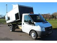 Ford Transit 2.4TDCi TREE/ARB TIPPER 350 MWB LOW MILES £16,995 + VAT