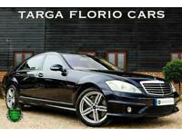 2006 Mercedes-Benz S Class S65 AMG V12 BITURBO AUTO Saloon Petrol Automatic