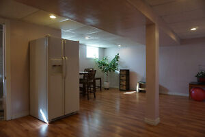 2 BDRM Basement Suit, Bright, Spacious and Seperate Entrance