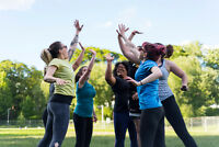 Ottawa women's only bootcamp! 2 locations!!