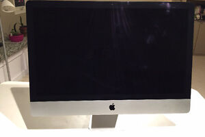 Apple Late 2013 iMac 27inch i5 16GB 1 TB HDD for 1500$ or OBO