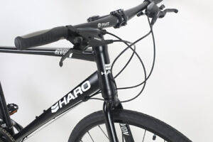 HARO Rivon Hybrid Sport - great commuter & workout bike