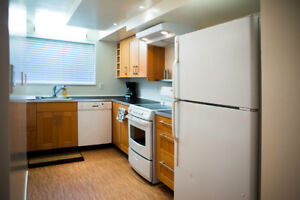 1 bedroom garden suite in Ocean Park, South Surrey