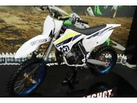2017 HUSQVARNA TC 85 MOTOCROSS BIKE BIG WHEEL, NEW GRIPS