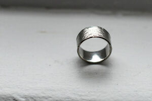 100% fair trade Palladium Ring, Hypo-allergenic, Viking-like Gatineau Ottawa / Gatineau Area image 4