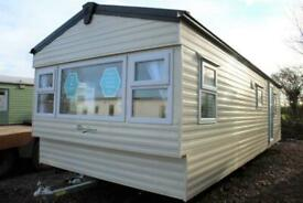 NEW 2021 MODEL 28x10 FT / 2 BEDROOM STATIC CARAVAN FOR SALE, Delta Santana