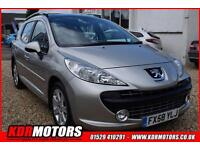 2008 Peugeot 207 Sw Sport Hdi 1.6 FULL SERVICE HISTORY, PANORAMIC ROOF