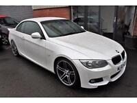 """BMW 320i M SPORT WITH RED LEATHER & 19""""ALLOYS"""