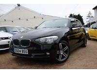 2014 64 BMW 1 SERIES 1.6 116I SPORT 5D 135 BHP - RAC DEALER