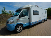 2006 Burstner Delfin Performance 821 4 Berth Motorhome