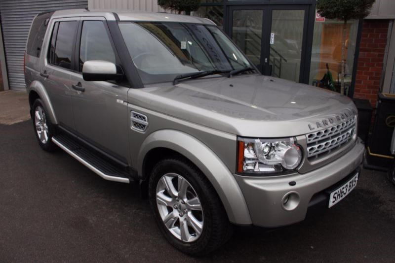 Land Rover Discovery 4 Sdv6 Xs Sat Nav Heated Seats In