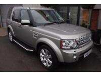 Land Rover Discovery 4 SDV6 XS-SAT NAV-HEATED SEATS