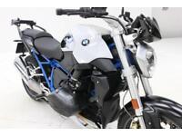 BMW R1200R Sport