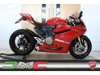 2015 Ducati 1299 Panigale S Red 4,114 Miles | £267 Deposit & £267 PCM