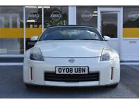 BAD CREDIT CAR FINANCE AVAILABLE 2008 08 Nissan 350Z 3.5 V6 Roadster GT Pack