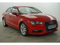 2014 Audi A3 TDI SPORT Diesel red Manual