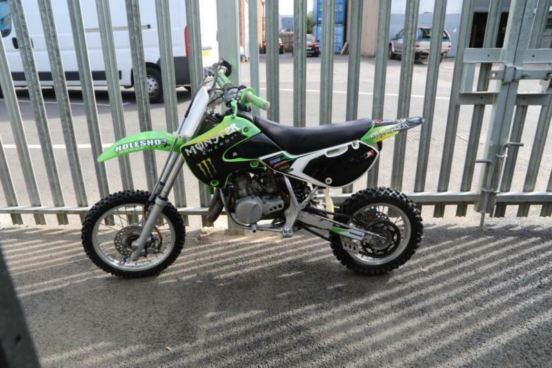 Pages 24160196,New Or Used 2003 Kawasaki Kx 65 65, and