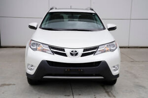2015 RAV4 AWD Limited - Low KM -  $29000.00 - Excellent Cond.