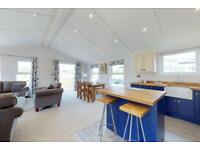Premium Bespoke Made Lodge/Holiday Home Situated On Gorgeous East Coast Estate