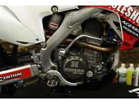 2016 HONDA CRF 250 MOTOCROSS BIKE, FULL YOSHI SYSTEM