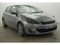 2013 Peugeot 308 E-HDI ALLURE Diesel grey Manual
