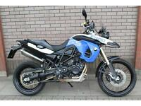 BMW F 800 GS SPORTS ADVENTURE MOTORCYCLE