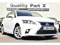 2015 Lexus CT 200h 1.8 Advance CVT 5dr