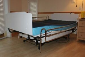 Rotec Full Electric Bed (Double)