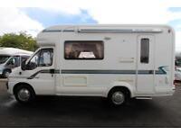 Autotrail Tracker SE 4 Berth Motorhome for sale