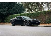 2020 Dodge Challenger Red-eye Petrol black Automatic